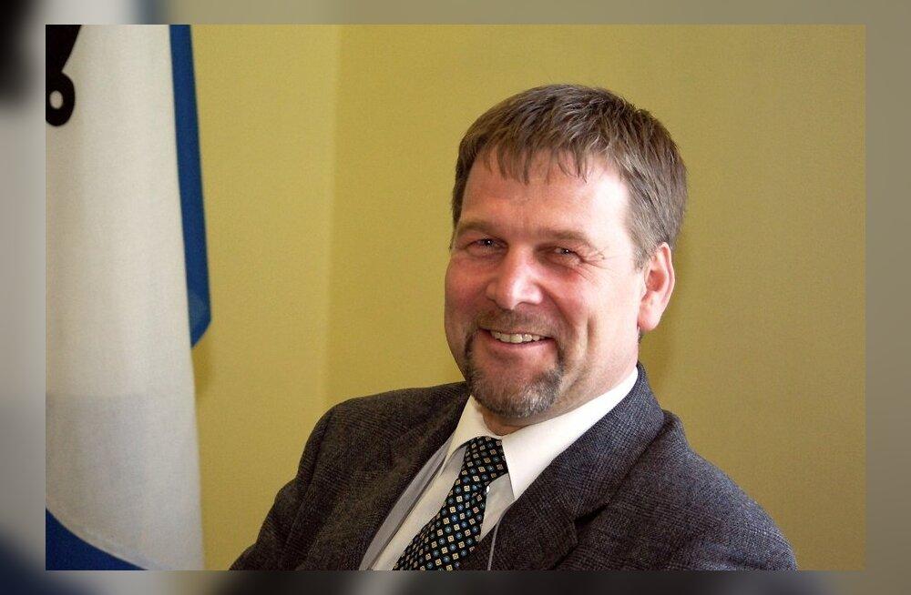 Старейшиной волости Вайвара стал социал-демократ Хейки Лутс
