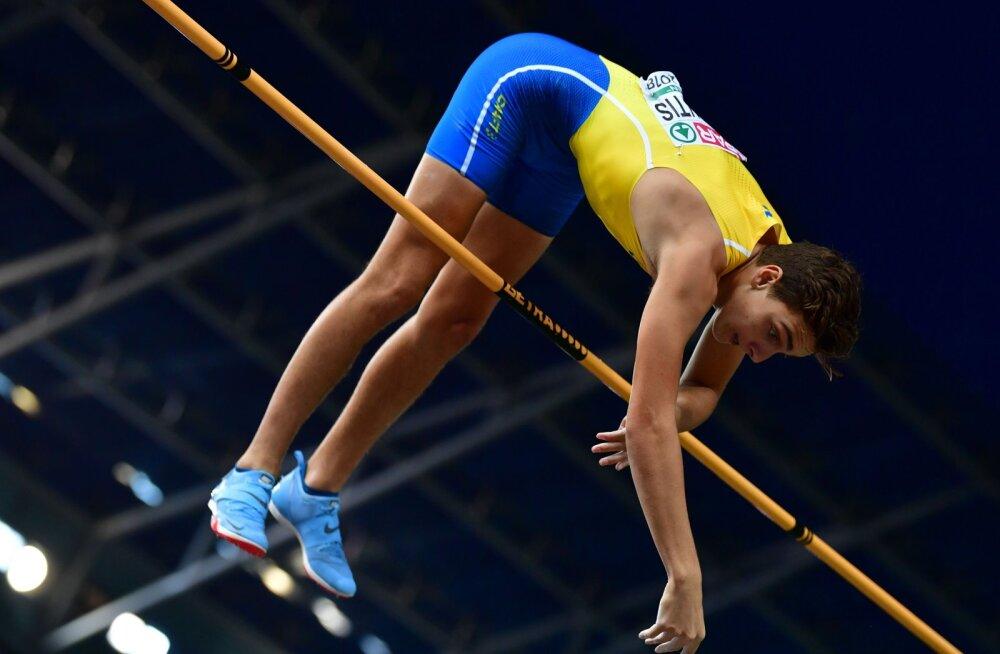 See pilt tõestab: Rootsi teivashüppetalent oleks EM-i kullakatsel ka maailmarekordist varuga üle saanud!