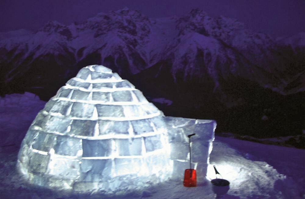 Реально зимний отпуск: лучшие ледяные отели Европы