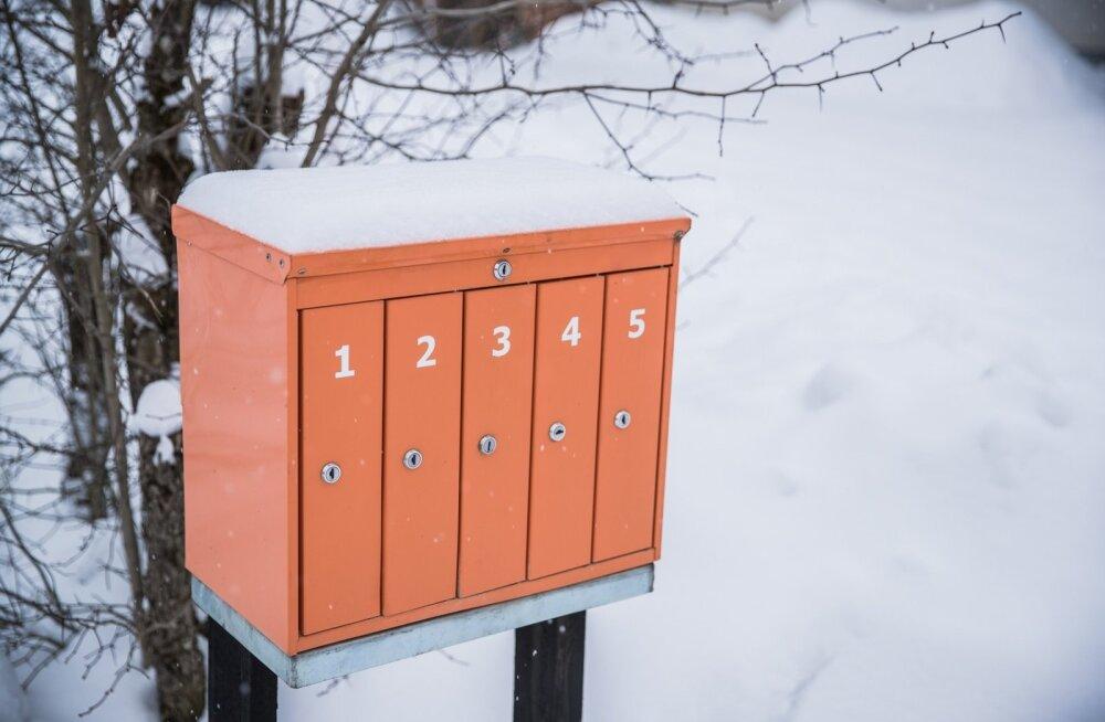 Postkastid