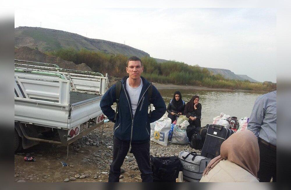 Как журналист EPL, несмотря на опасность, отправился в Сирию