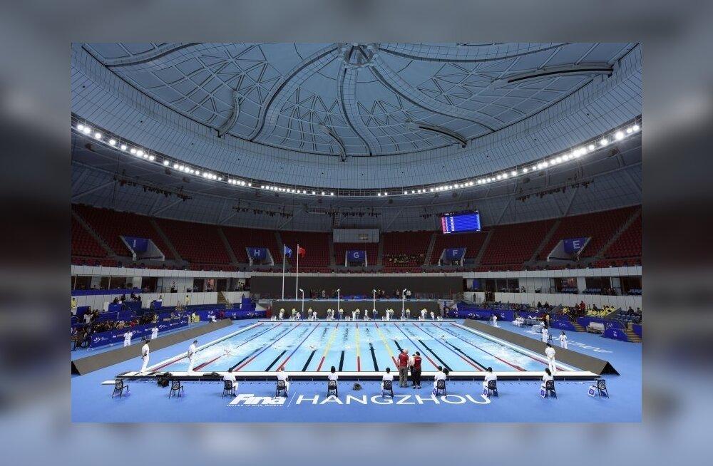 Ujumise lühiraja MM Hangzhous