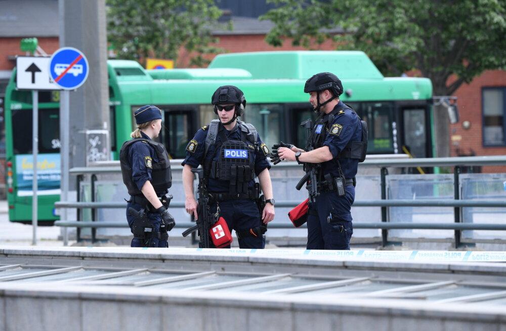 Malmös toimus ööpäeva jooksul kaks plahvatust ja tulistamine ning ähvardati pommiga