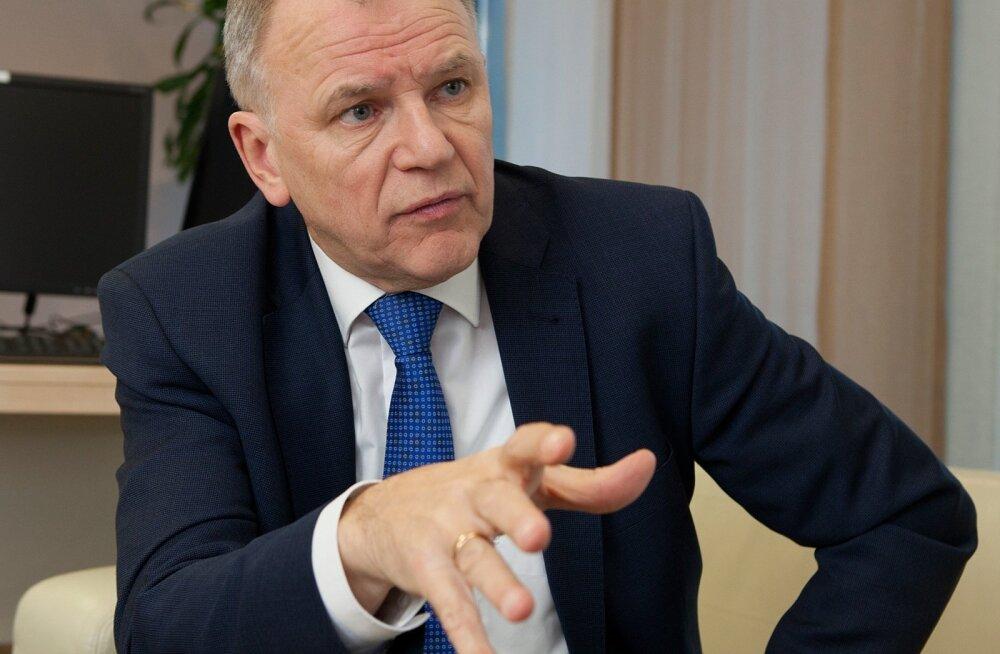 Euroopa Komisjoni tervishoiu ja toiduohutuse volinik Vytenis Andriukaitis