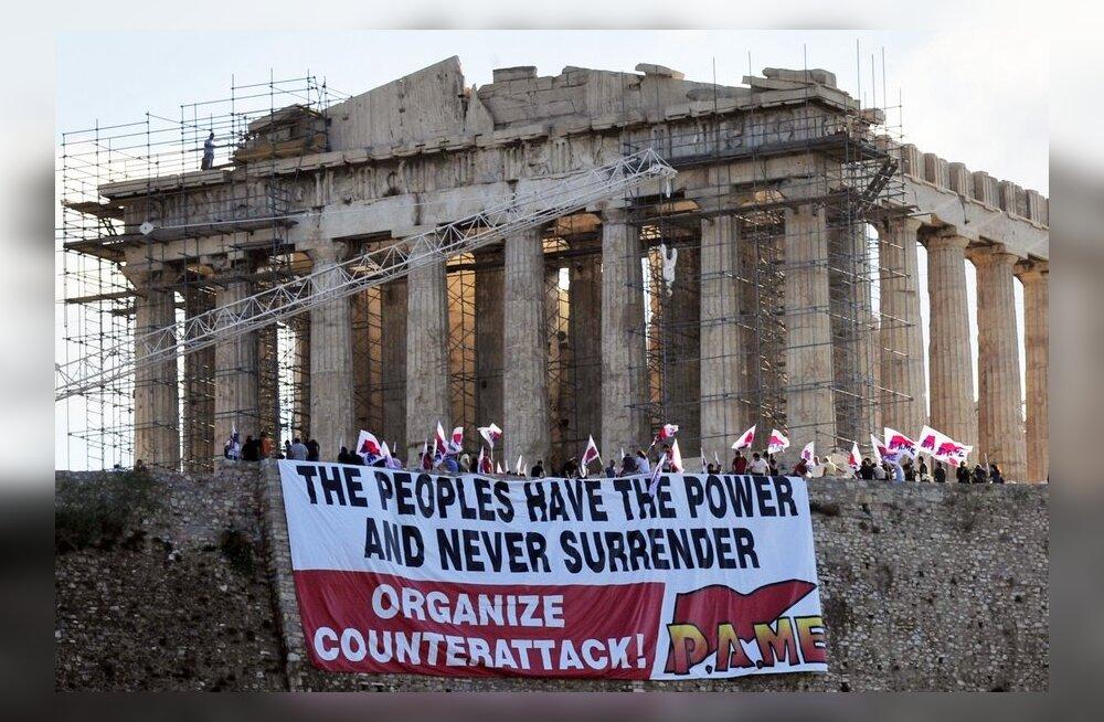 Kreeka valimiste tulemus on otsustava tähtsusega ja prognoosimatu.