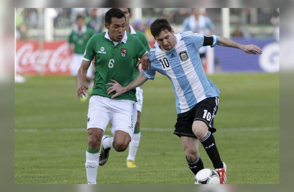 Lionel Messi, Argentiina jalgpallikoondis