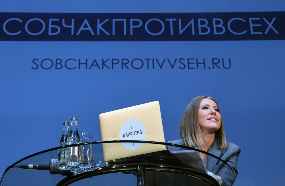 RUSSIA-VOTE-SOBCHAK