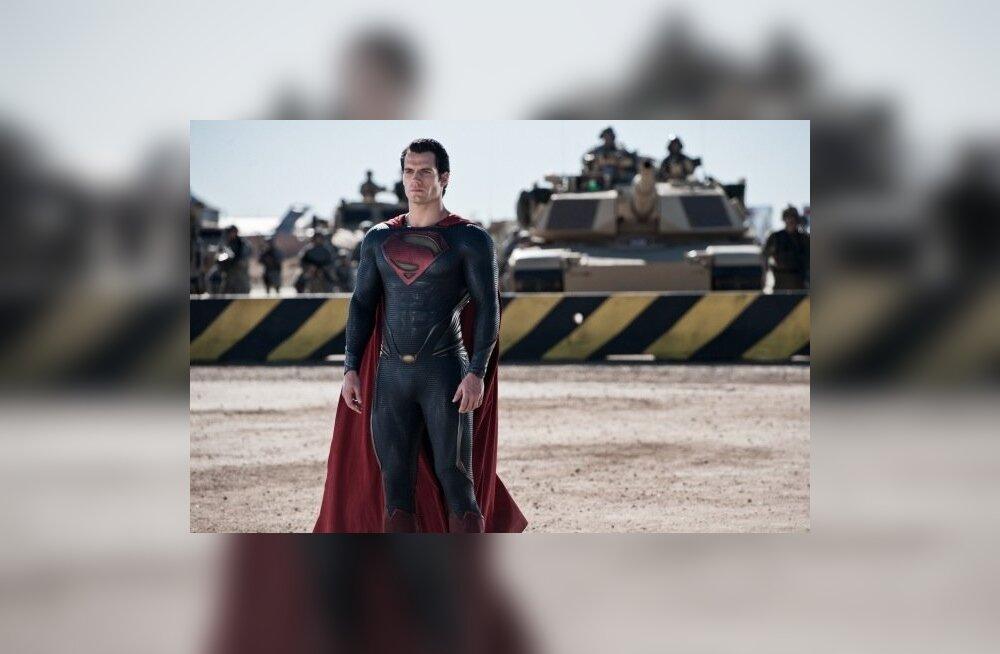Tähelepanek: Supermani fänn saatis kriitikule ähvardusi