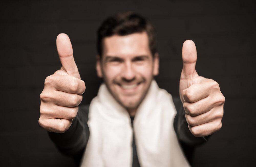 Anthony Robbins: ela täiel rinnal ja võta vastu kõik, mis elu sulle pakub!