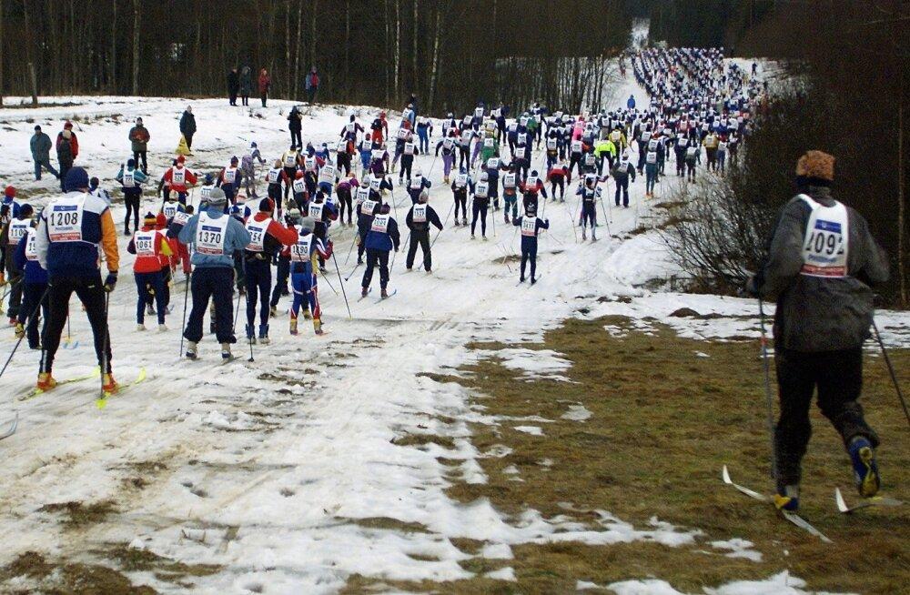 Tartu maraton 2002. aastal.