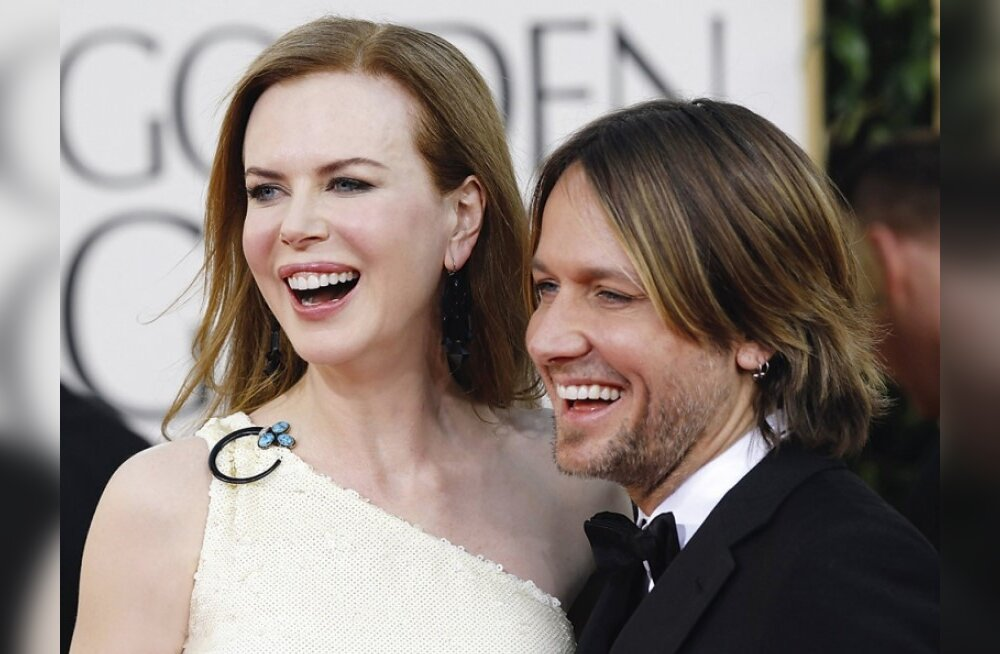 Nicole Kidman: Oleme seitsmendas taevas!