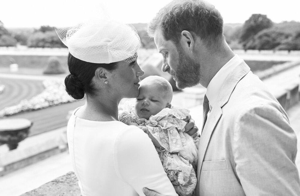 Uus trend! Nimi Archie kogub populaarsust ja seda kõike tänu kuninglikule paarile