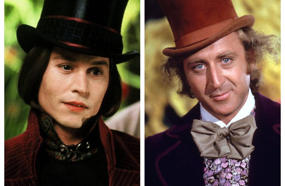 Lastefilmist tuntud legendaarne Willy Wonka naaseb ekraanile, kuid võimalik, et hoopis naise kehastuses