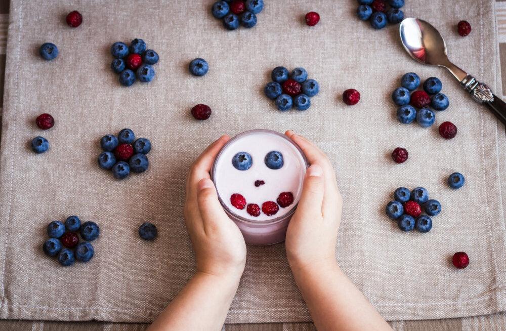 Vaata, millele peaksid tegelikult oma lapse toitumise juures tähelepanu pöörama