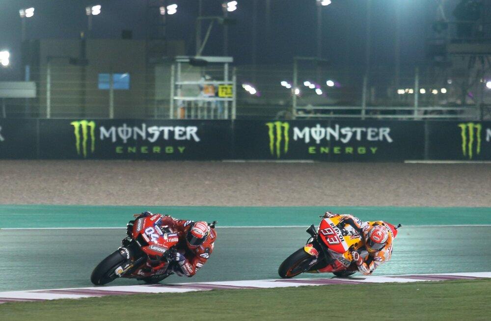 MOTO GP BLOGI | Kassi-hiire mäng Kataris