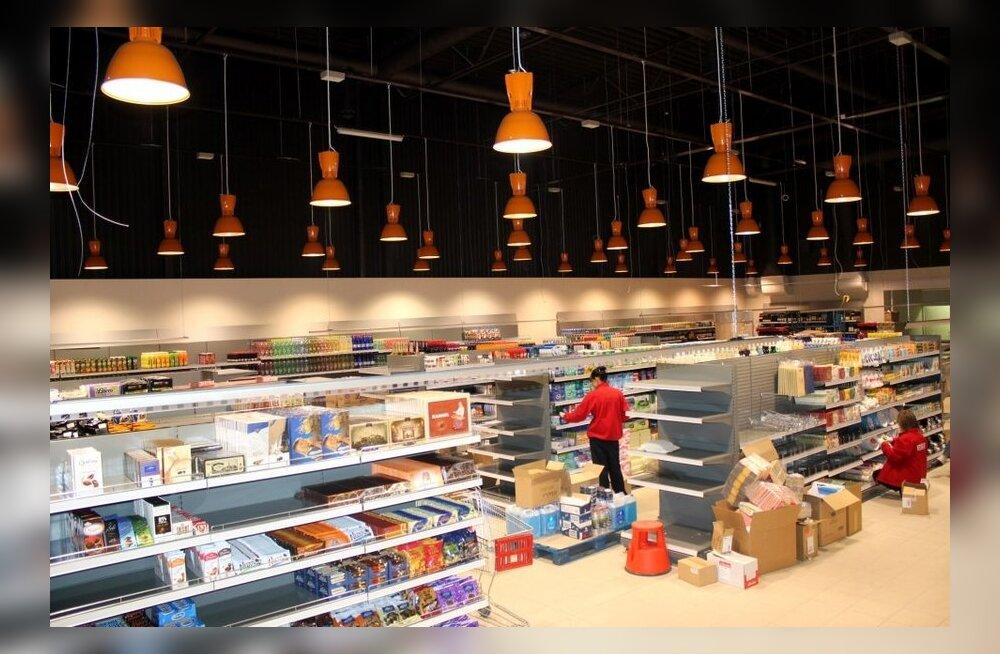 Selver открывает в Пяэскюла первый магазин новой концепции