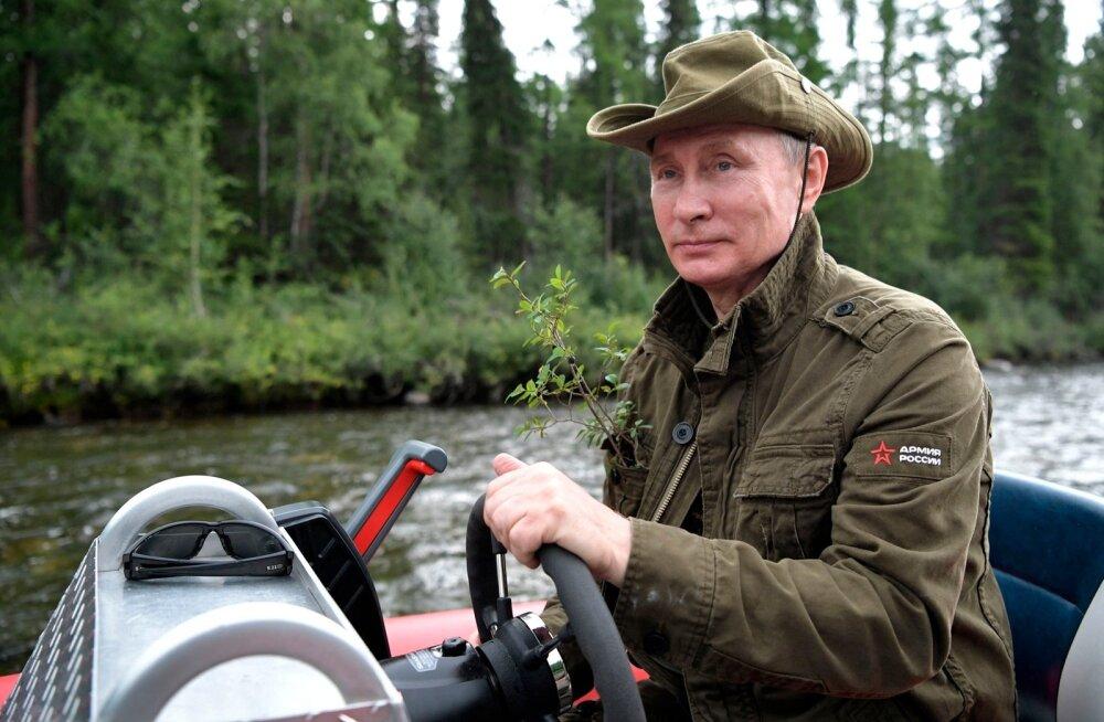 Yana Toom: meie Venemaa-poliitika peab muutuma