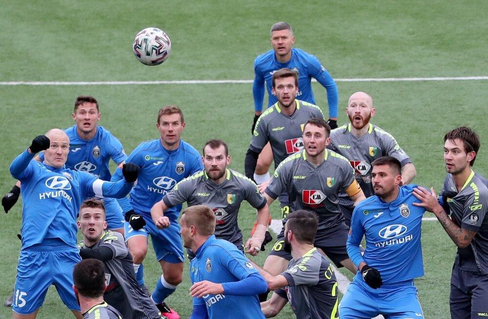 Valgevene jalgpalliliiga algas täie hooga – ei mingit koroonaviirust.