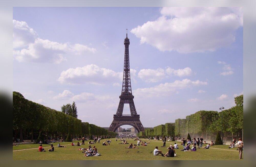 Kümme kõige paremat tasuta asja, mida Pariisis teha