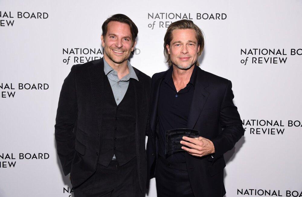Bradley Cooper aitas Brad Pittil elus tõsise kannapöörde teha: ta on lihtsalt suurepärane