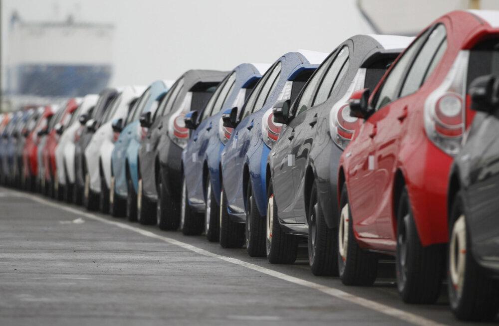 Jaapanlased üürivad üha rohkem autosid kõigeks muuks kui sõitmiseks