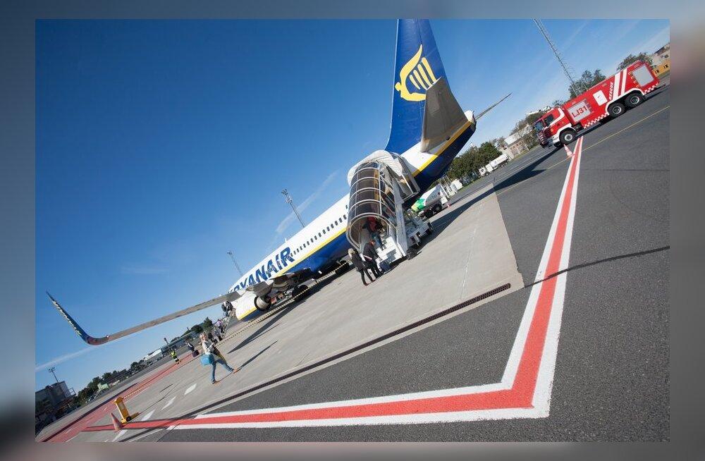 Odavlennufirma Ryanairi piletihinnad võivad lähiajal tõusta