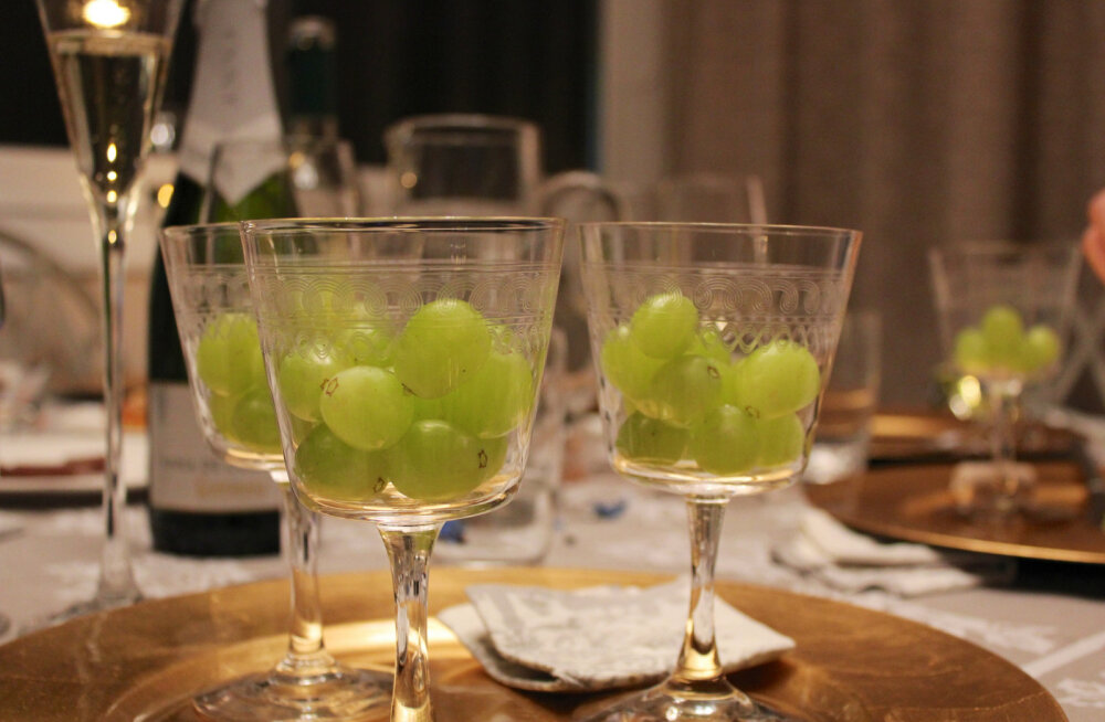 Без оливье: что едят в разных странах мира на счастье?