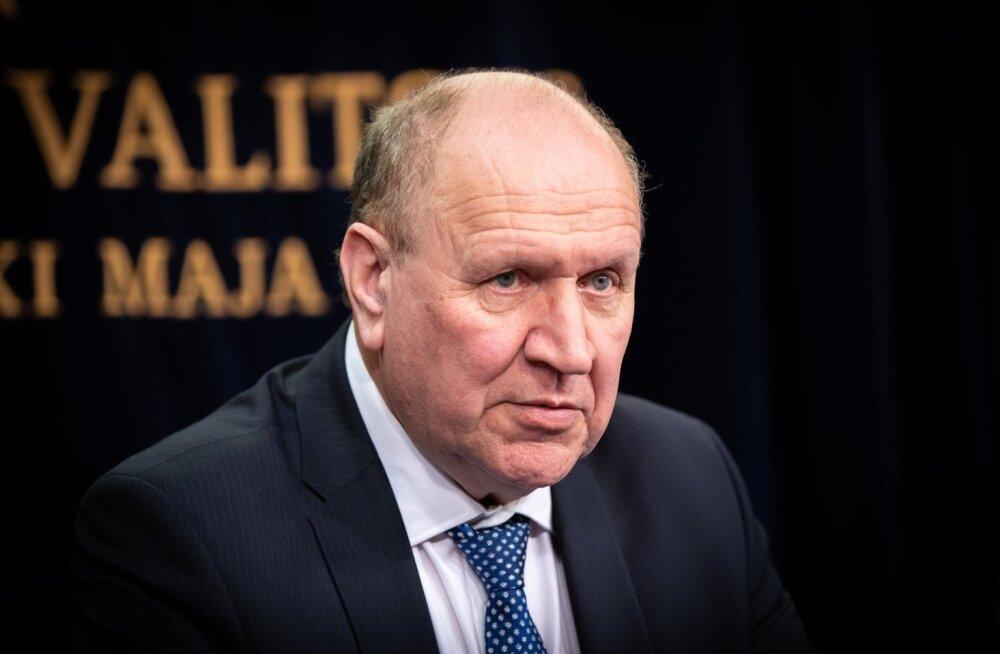 Siseminister Mart Helme ütles valitsuse möödunud nädala pressikonverentsil, et erakond tuleb avalikkuse ette uue ministrikandidaadiga käesoleva nädala keskpaigas.