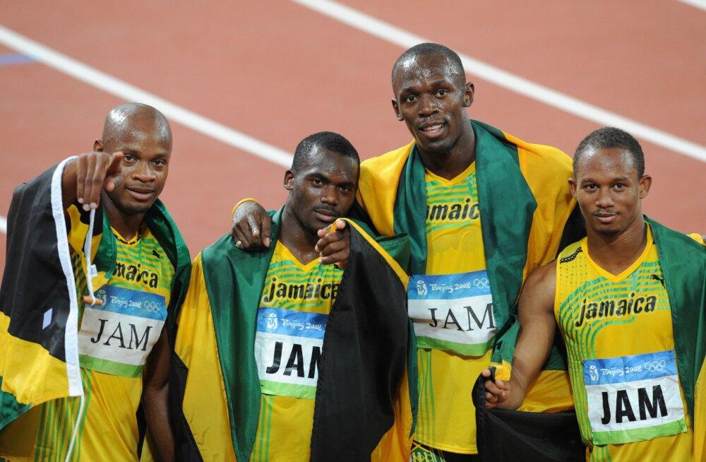 Usain Bolt saab neljapäeval ühe olümpiakulla juurde?