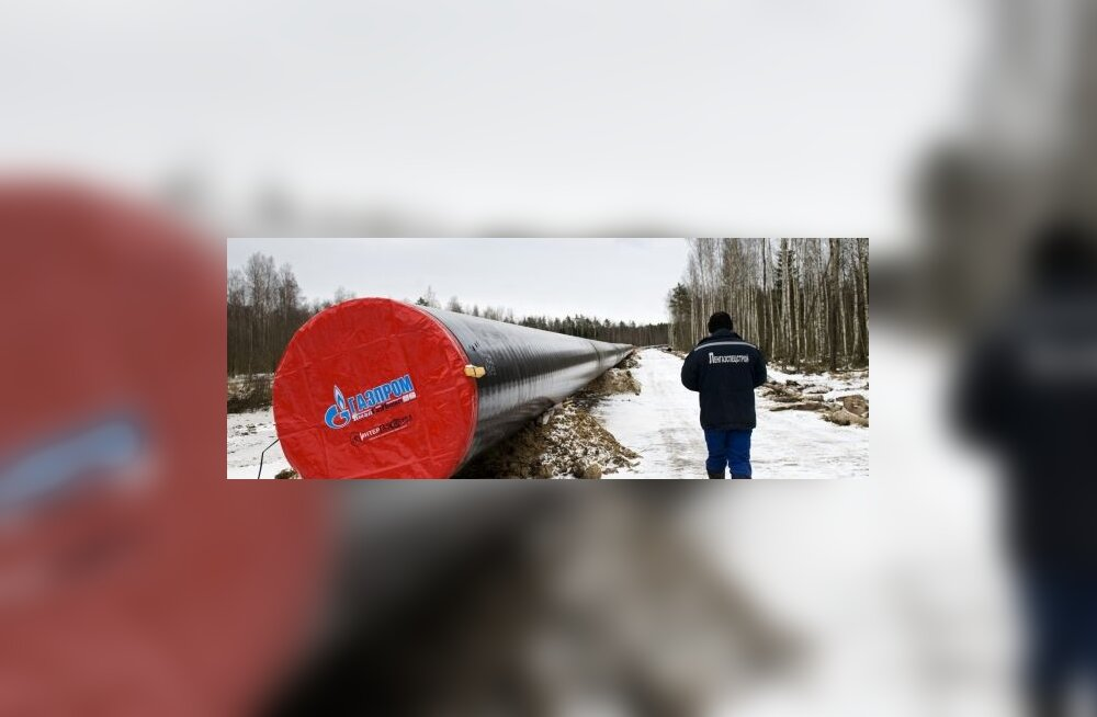 Austria ühines South Streami gaasitoru projektiga