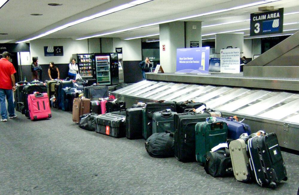 Авиакомпании стали терять меньше багажа