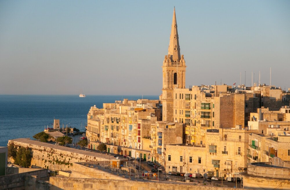 Плохая новость: Ryanair прекращает прямые полеты из Таллинна на Мальту
