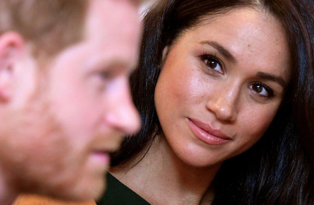 Meghan Markle tunnistab, et teda hoiatati prints Harryga abiellumise eest