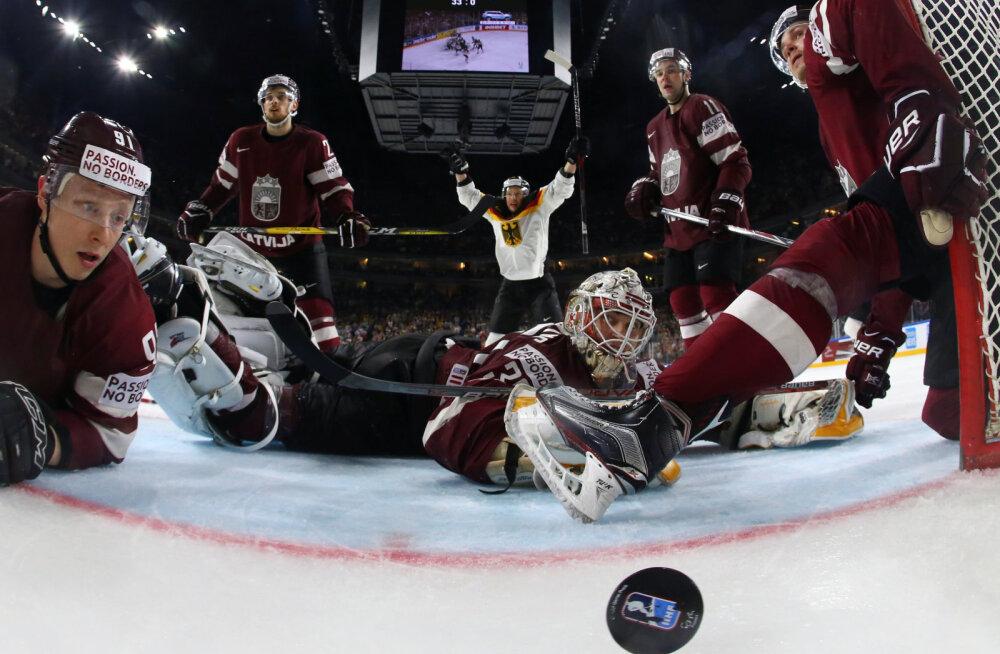 Tegelikult peaks veerandfinaalis olema hoopis Läti!