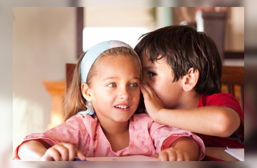 Mida teha, kui tead, et lapsel on saladus
