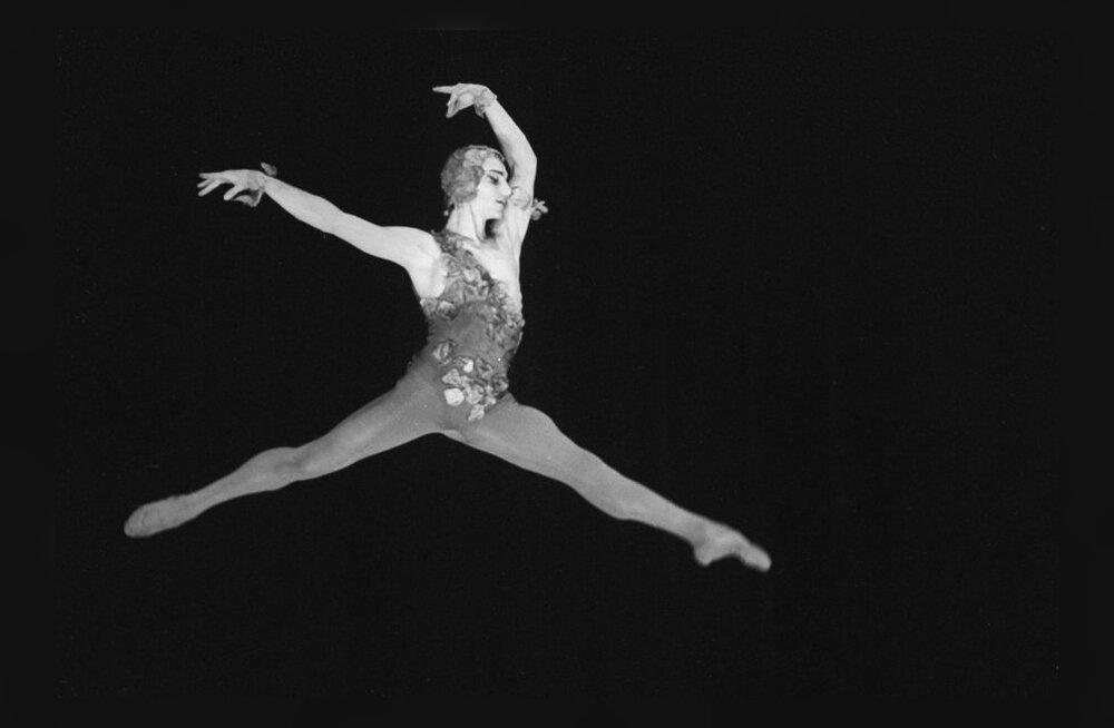 Eesti kunstnike kavandatud monument Läti balletitantsijale Māris Liepale tekitas skandaali: andetu monstrum