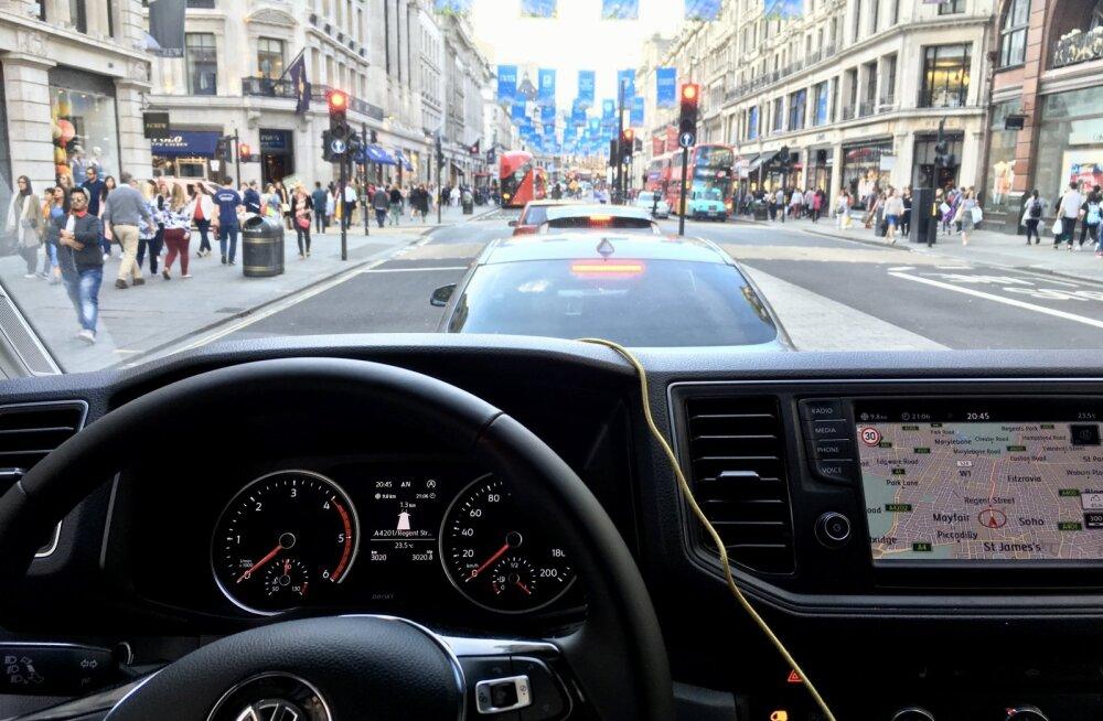 GPSi usaldusväärsus on paiguti löögi all
