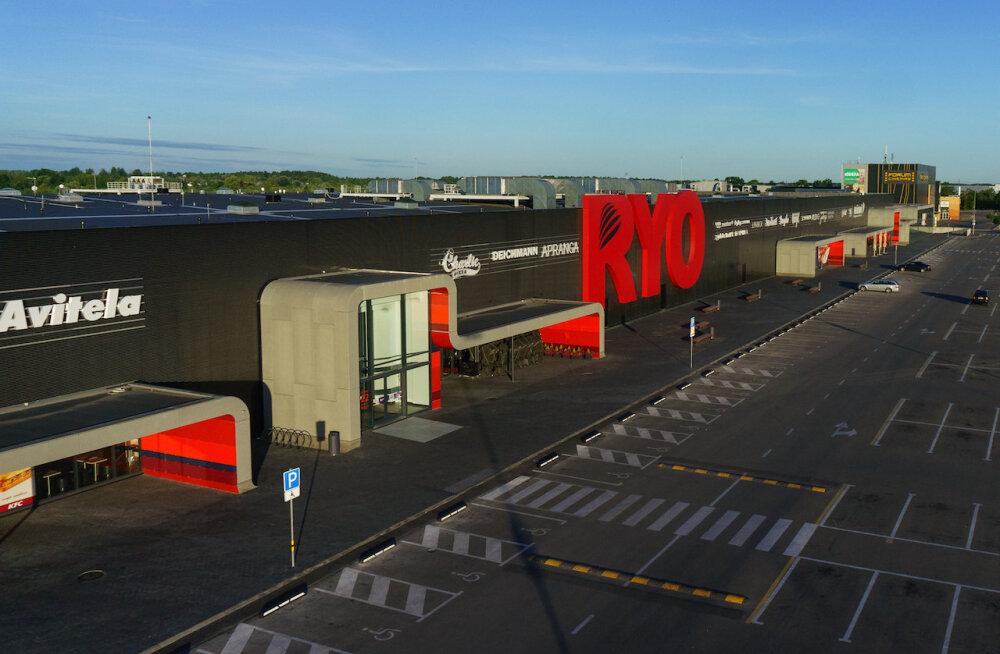 Efteni suurtehing: fond ostis 47 miljoniga Leedu kaubanduskeskuse