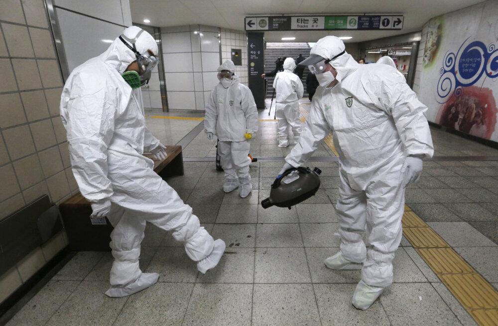 WHO: uute kolletega koroonaviirus võib kujuneda maailma raputavaks pandeemiaks