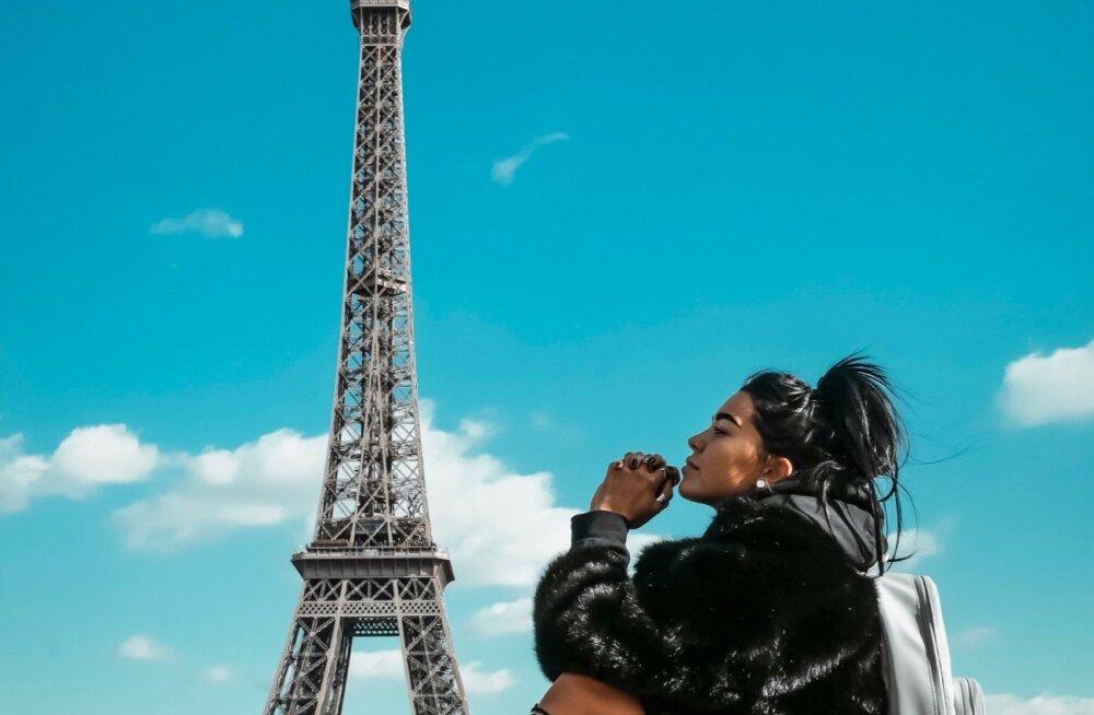 Liisa Leetma Pariisis