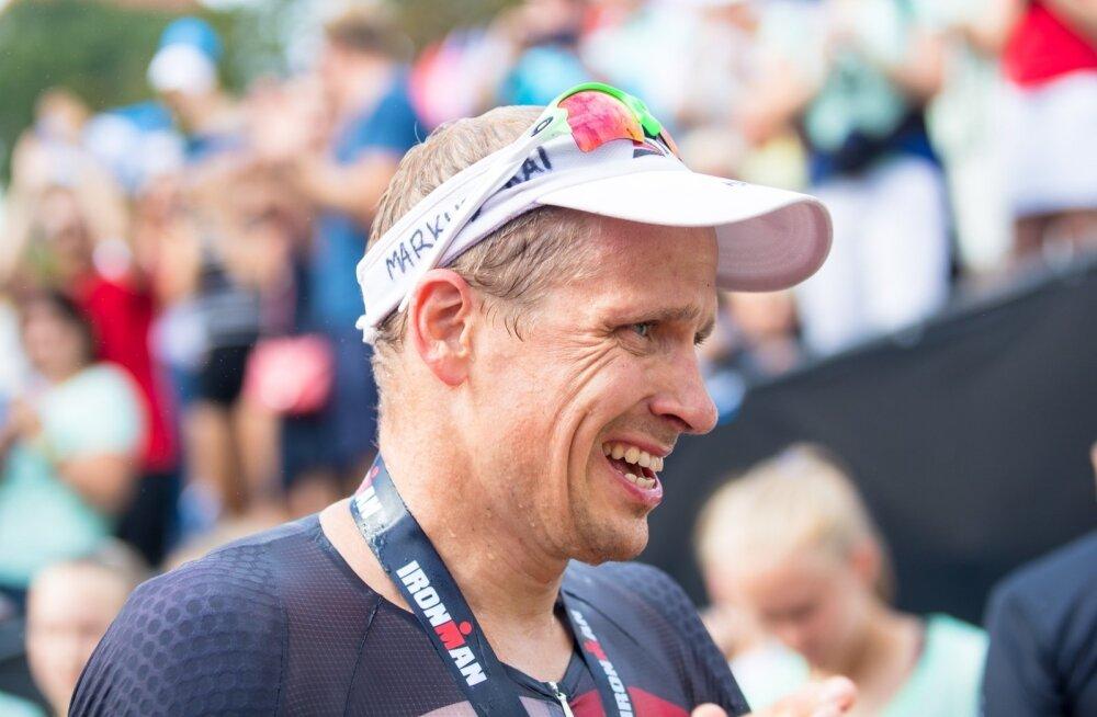 Ironman Tallinn 2018, Marko Albert