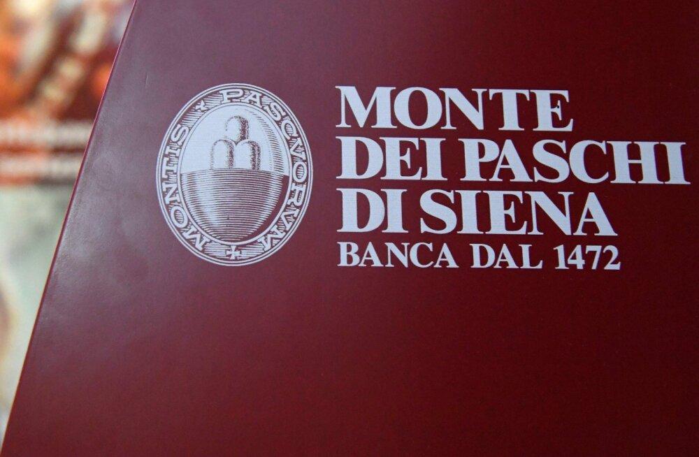 Itaalia plaanib täita pankade bilansis laiutavat suurt rahaauku