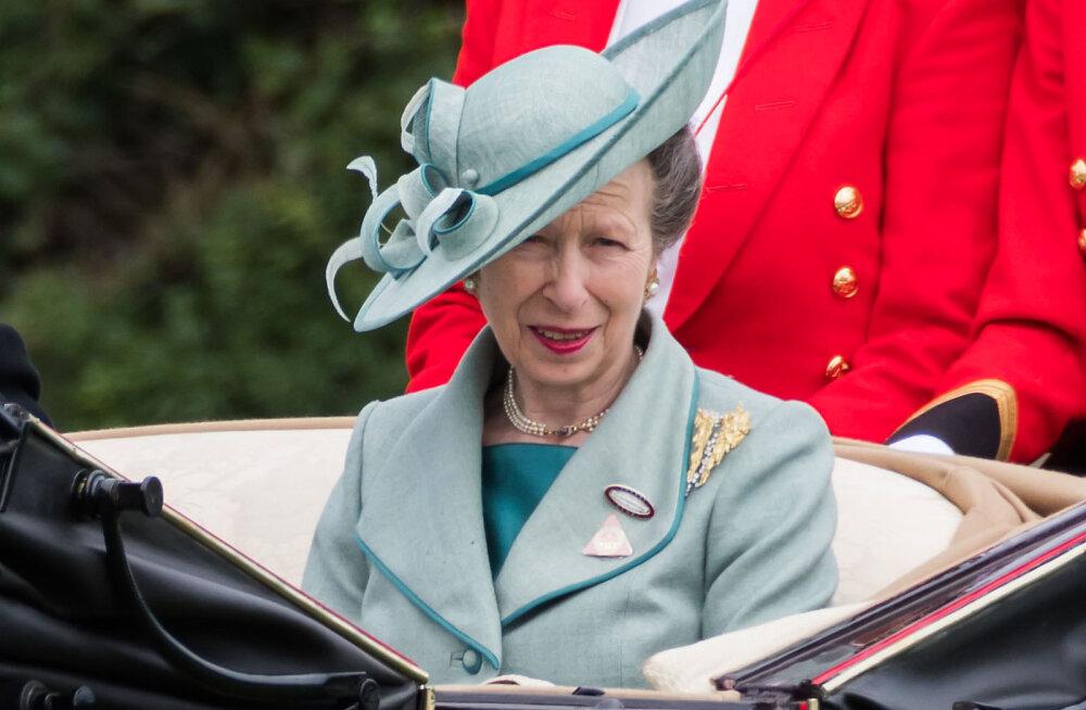 Printsess Anne'i endine autojuht meenutab päeva, mil kuninglikku röövida üritati: mul polnud aimugi, mis juhtuma hakkab