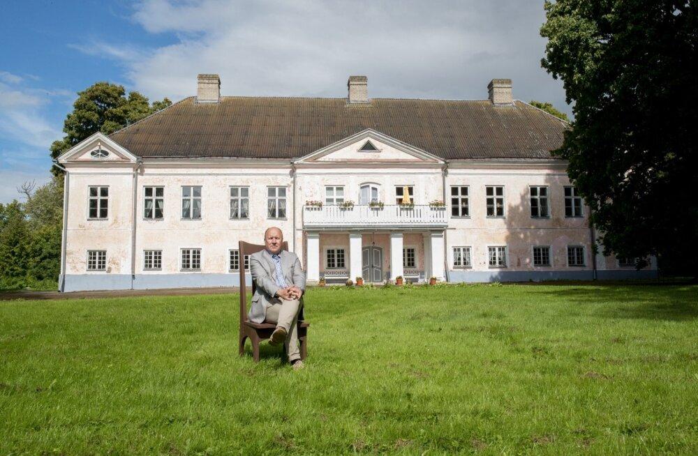 Mart Helme ja Suure-Lähtru mõis