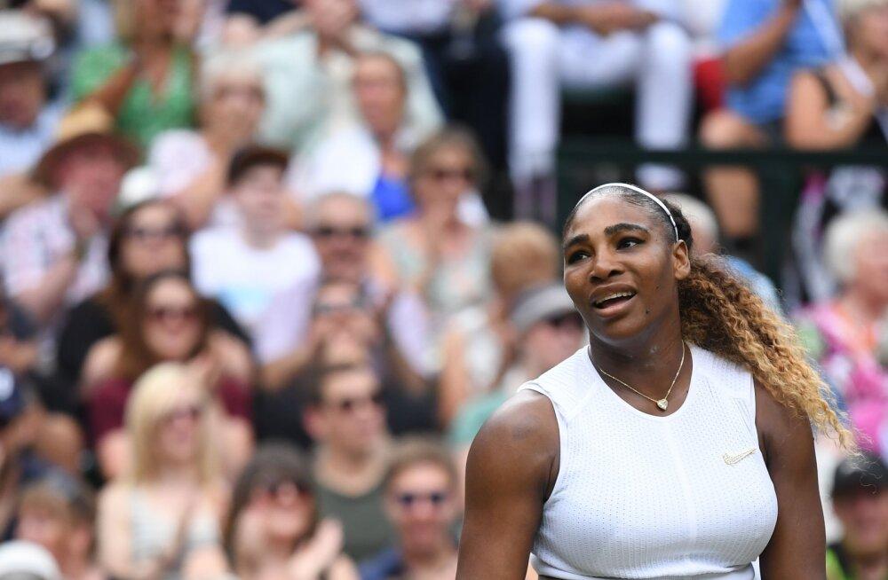 VIDEO | Serena Williamsi sõnum kriitikutele, kes arvavad, et ta peaks suu kinni hoidma ja tennisele keskenduma