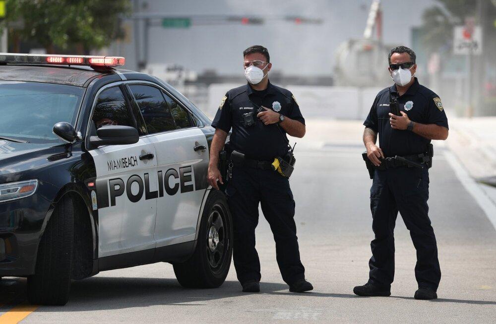 USA-s võib koroonanaljade eest saada terrorismisüüdistuse