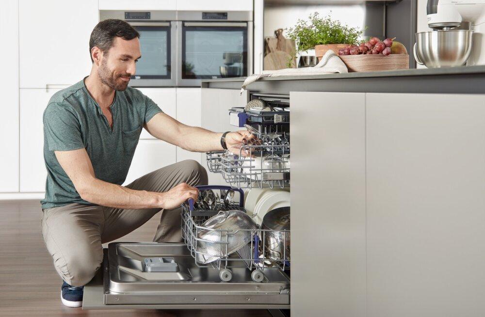 Asendamatu abiline köögis: Beko nõudepesumasinaga säästad aega ja raha