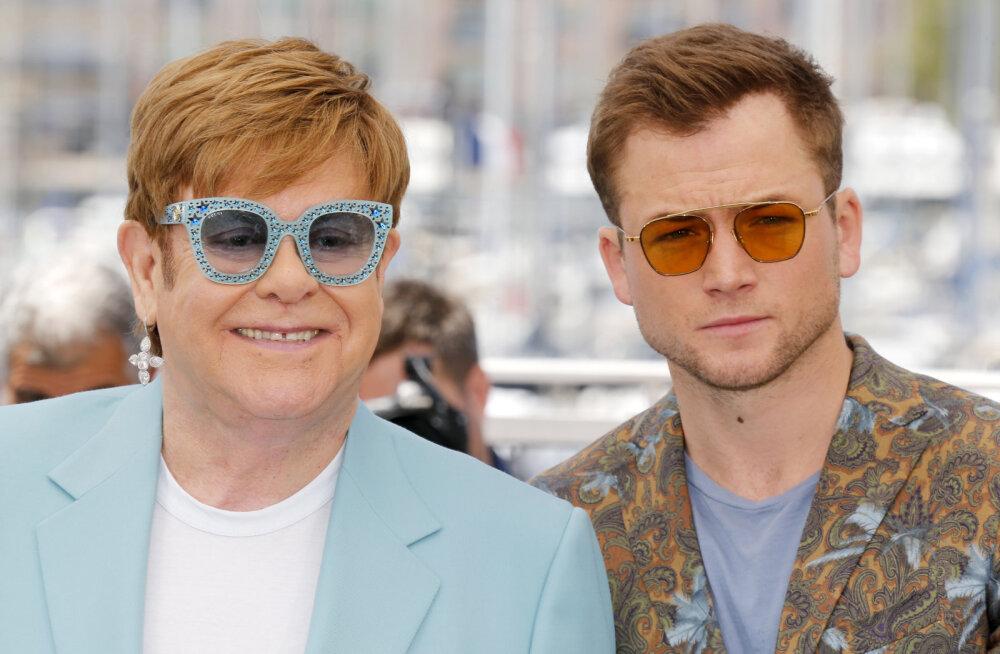 Elton John ja Taron Egerton