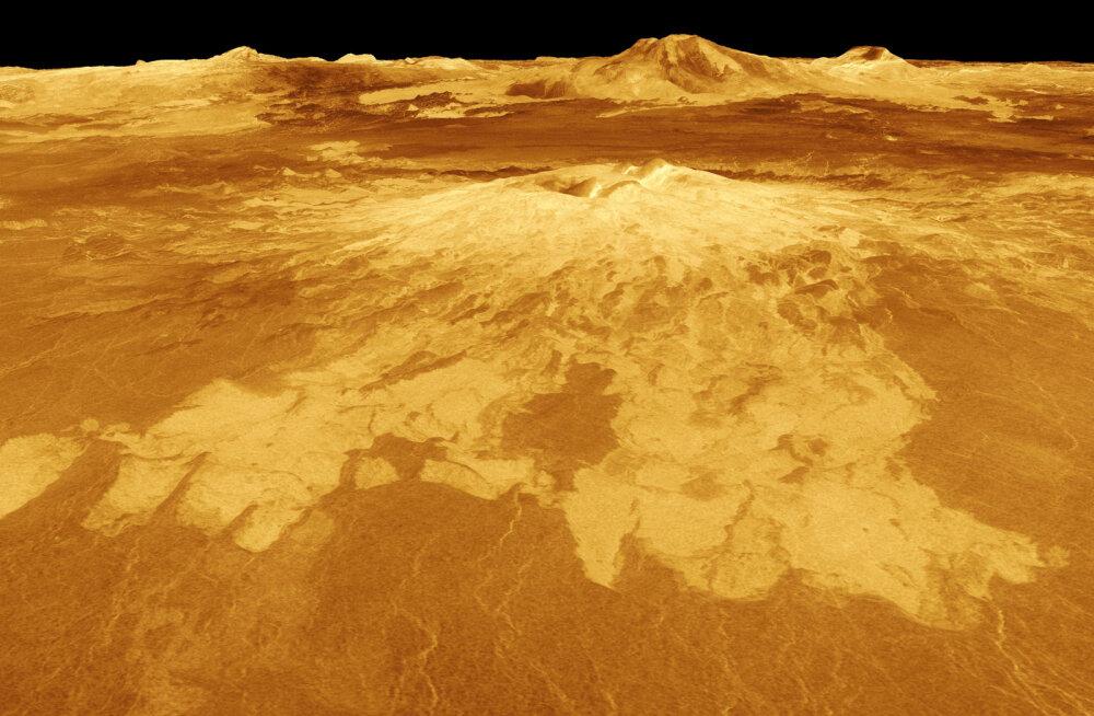 Kas Veenusel on veel purskavaid vulkaane? Teadlased väidavad, et jah