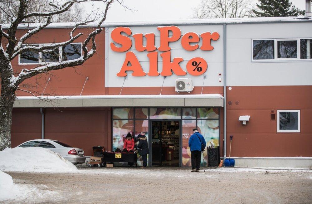 Super Alko Valkas